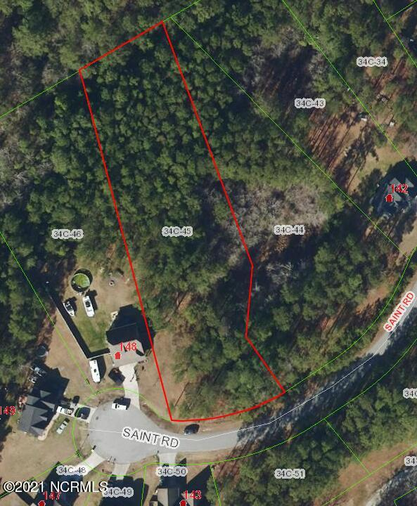 Vacant lot in Meadow Oaks, Richlands.  Bring your floor plan and make Meadow Oaks community home.  All measurements are estimates, Buyer to verify.