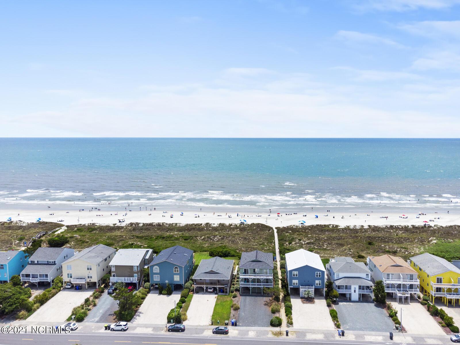 1602 E Main Street UNIT A Sunset Beach, NC 28468