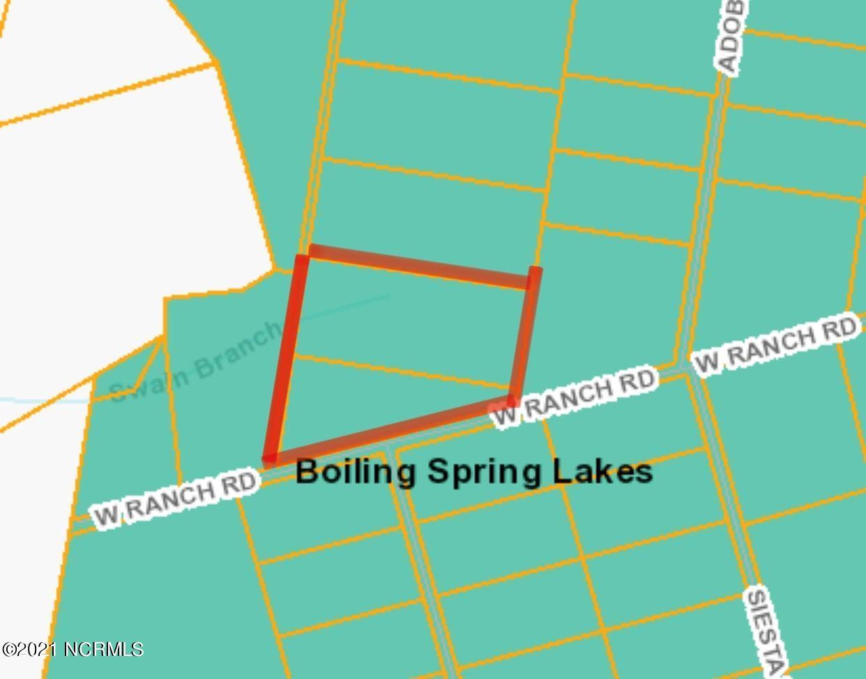 Tr-6 & 5 Ac Bsl Plat G/111 Boiling Spring Lakes, NC 28461