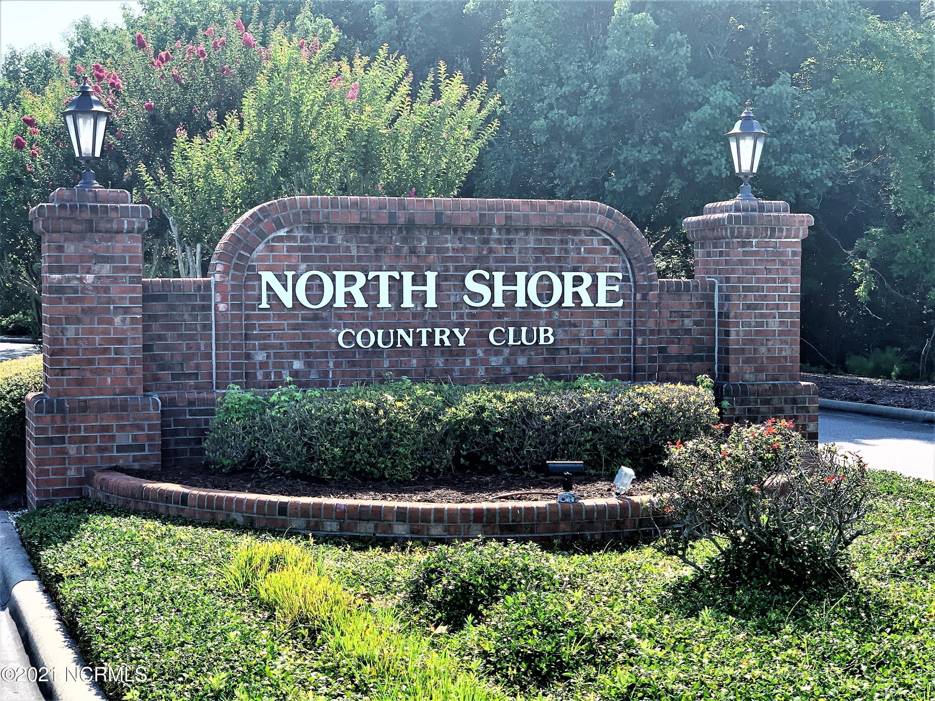 Here's the perfect opportunity to build a custom dream home in the highly desirable subdivision of North ShoreCountry Club. Enjoy the quiet and serene setting of this golf course community while only being a couple miles tothe exceptional beaches of Topsail Island. The community has an award winning golf course, clubhouse, tenniscourts, and a community pool. Your paradise awaits!