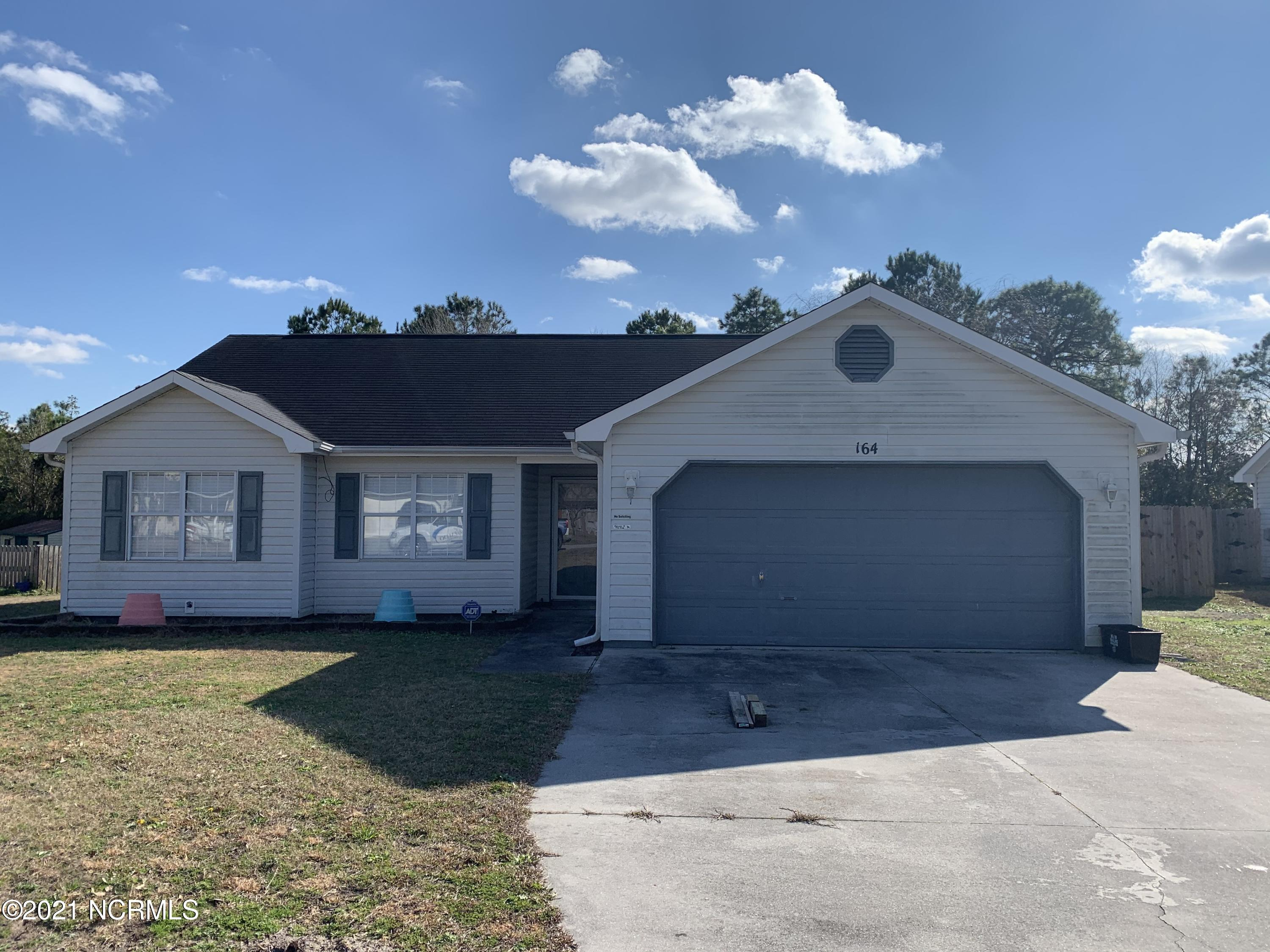 Great 3 bedroom home waiting for you. This home is priced right and is in a great location. Large and spacious deck with large fenced in back yard.