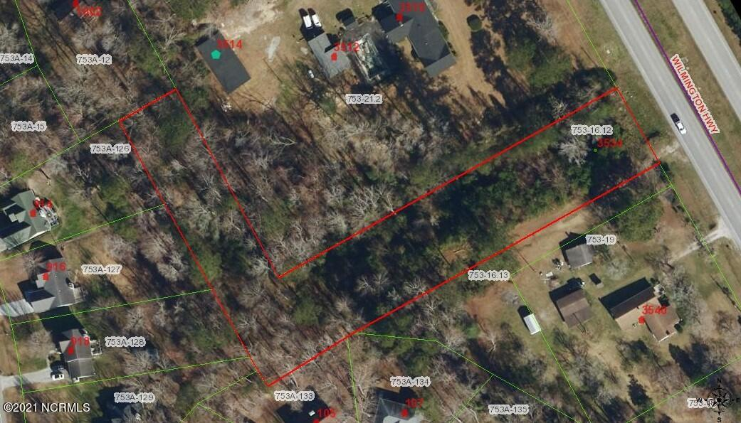 1.61 acre lot outside the city limits, county taxes only. Call today for your VIP tour