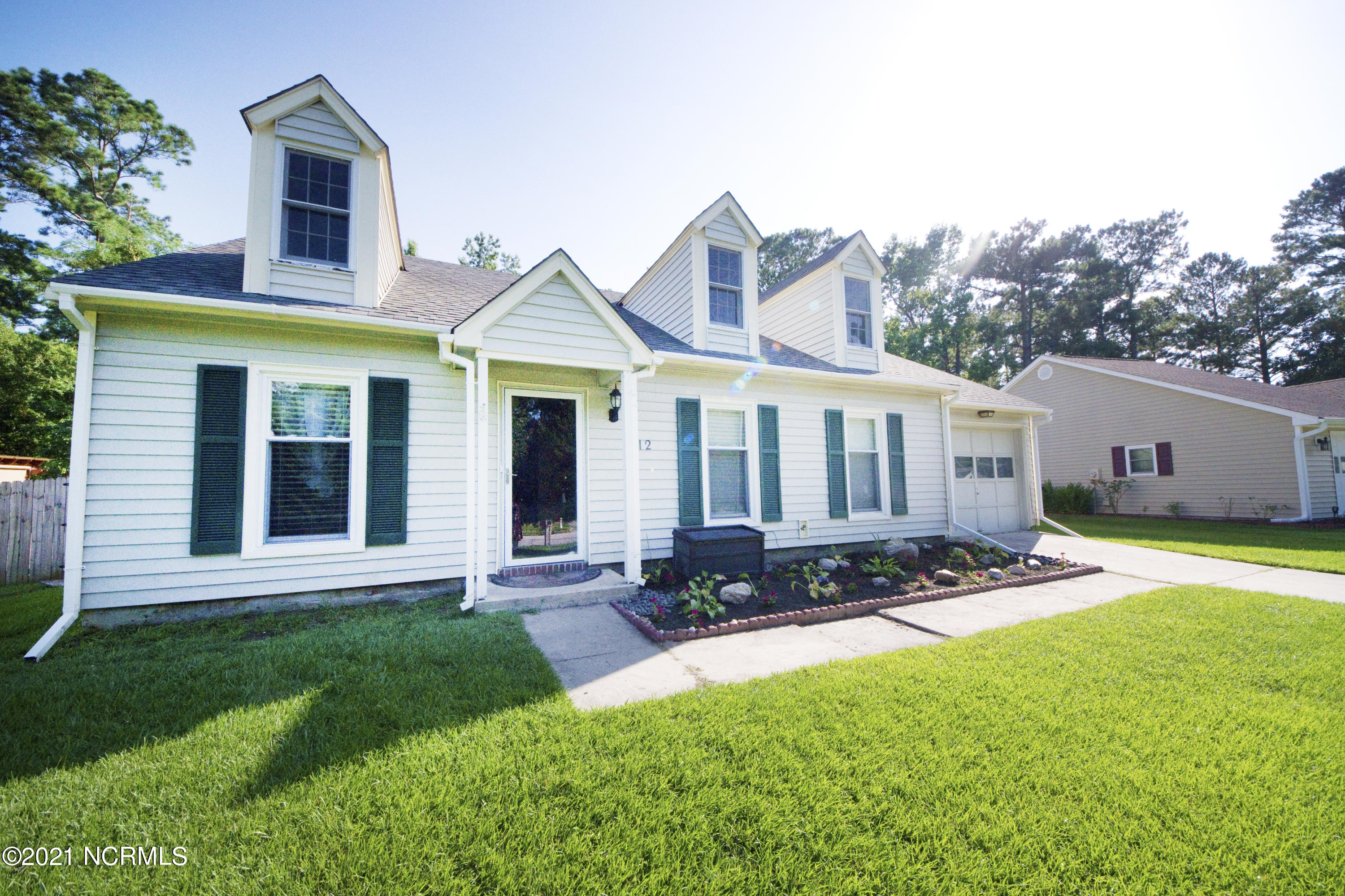 Don't miss out on this beautiful 3 bed 2 bath home located close to the base, the hospital, and shopping.  A smart water heater  and a smart Ecobee thermostat was installed on 7/20/2021 .  Appliances are stainless steel.