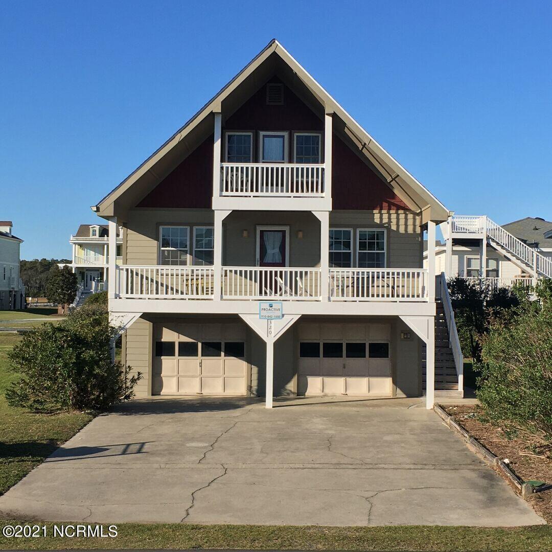 320 Brunswick Avenue Holden Beach, NC 28462