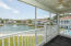 Large Deck; Pond View