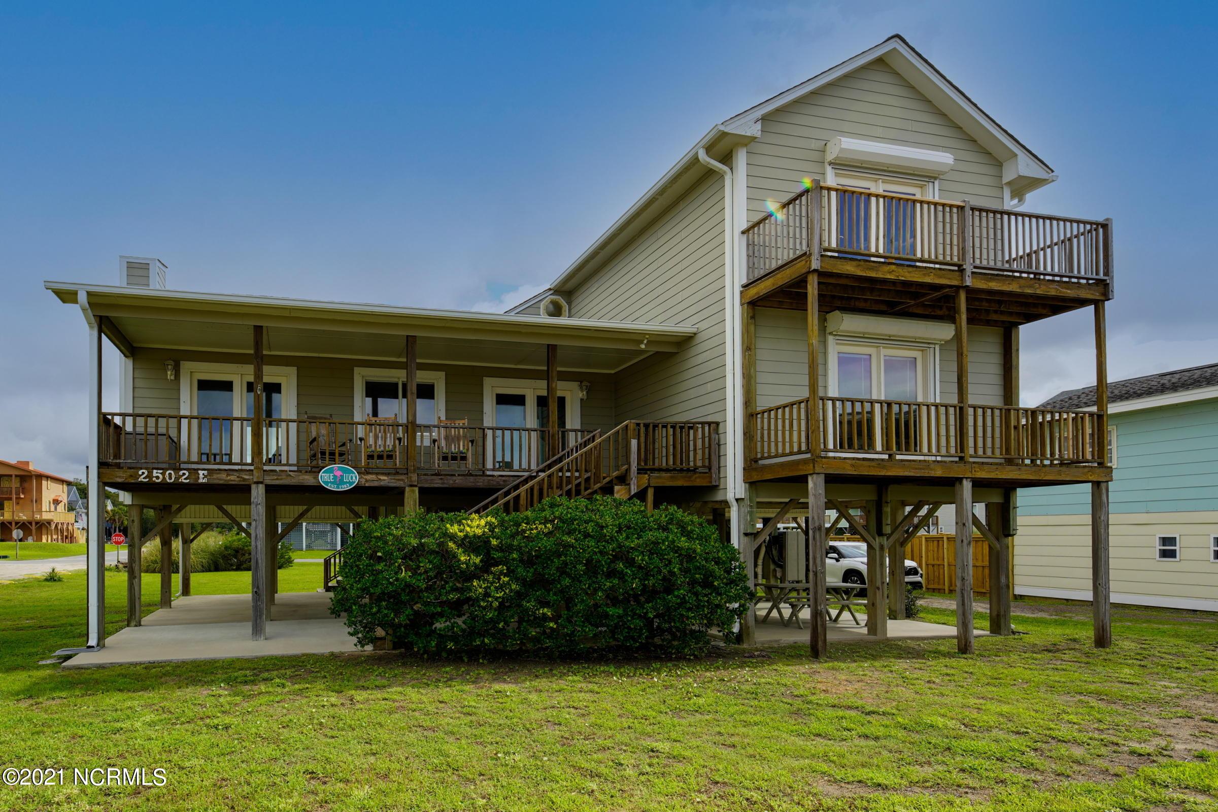2502 E Beach Drive Oak Island, NC 28465