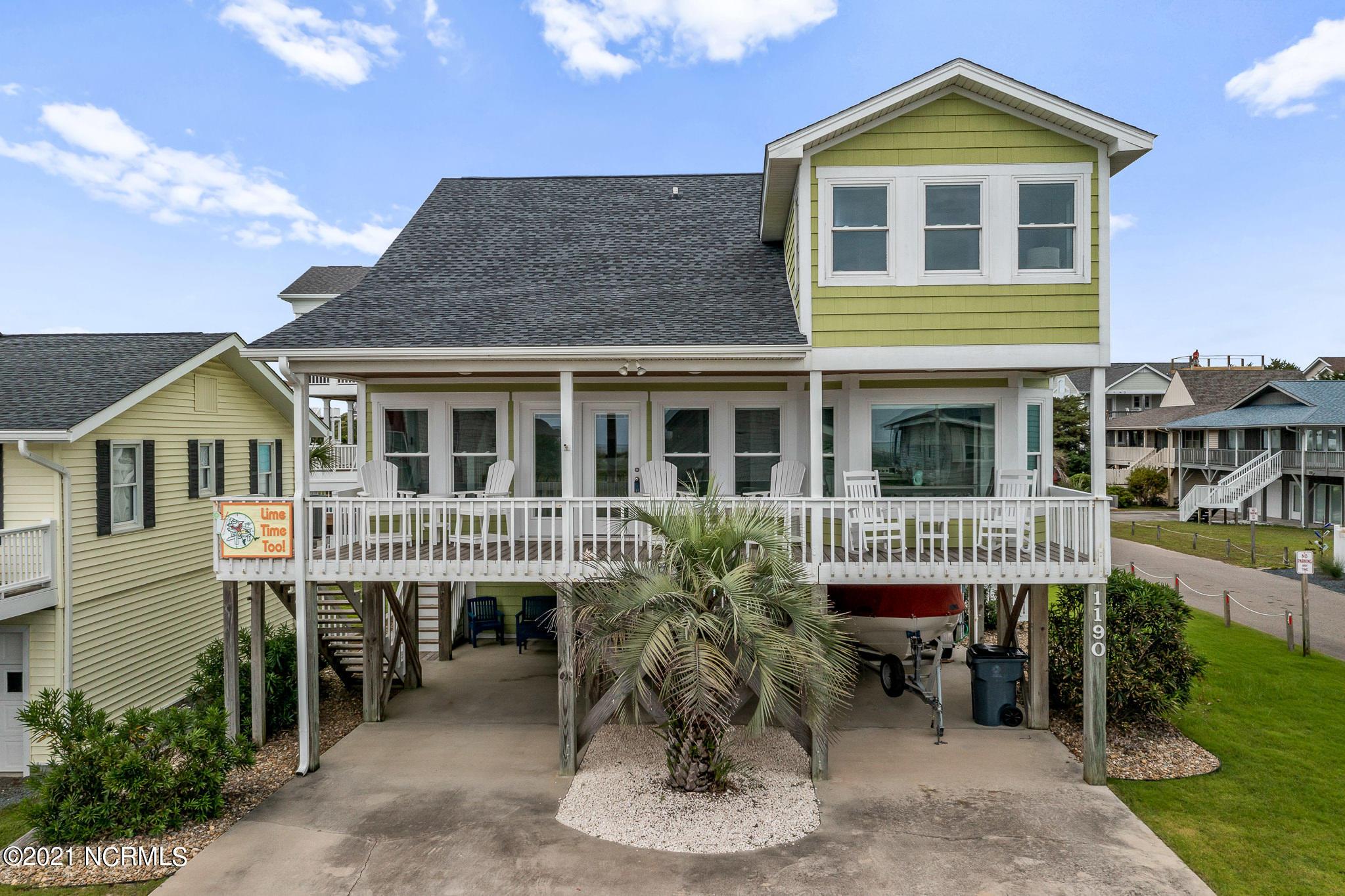 1190 Ocean Boulevard Holden Beach, NC 28462
