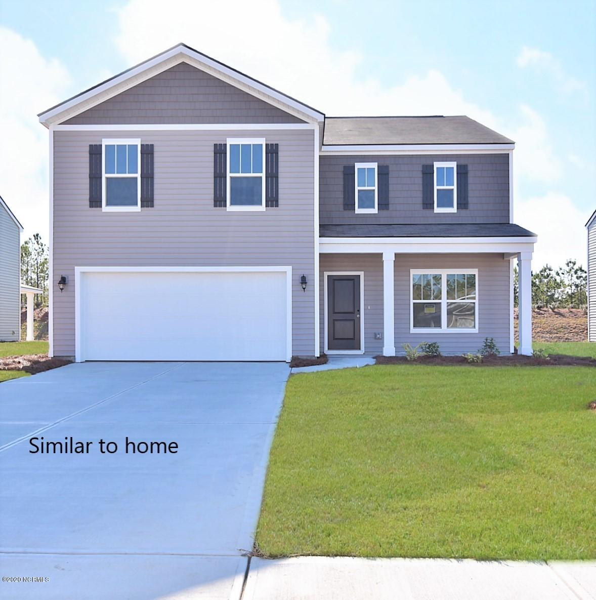 9104 Saint Thomas Court Lot 43, Wilmington, NC 28411