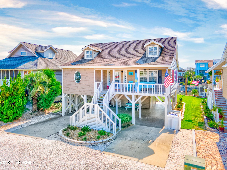 43 Anson Street Ocean Isle Beach, NC 28469