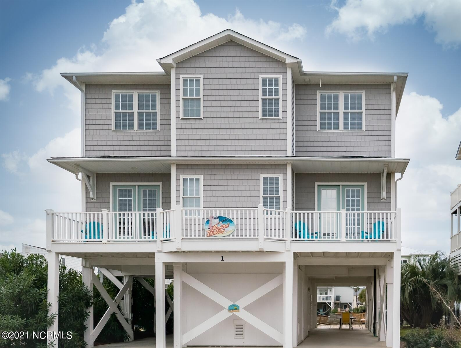 1 Fairmont Street Ocean Isle Beach, NC 28469