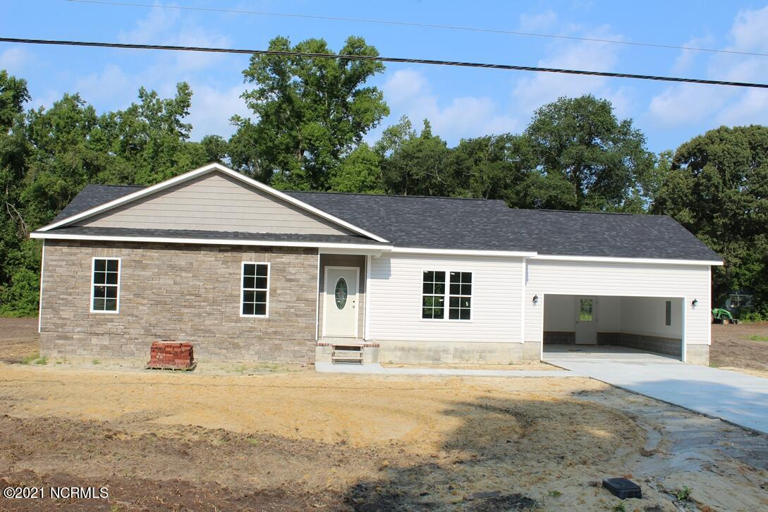 New construction 3 Bed 2 bath with 2 car Garage.
