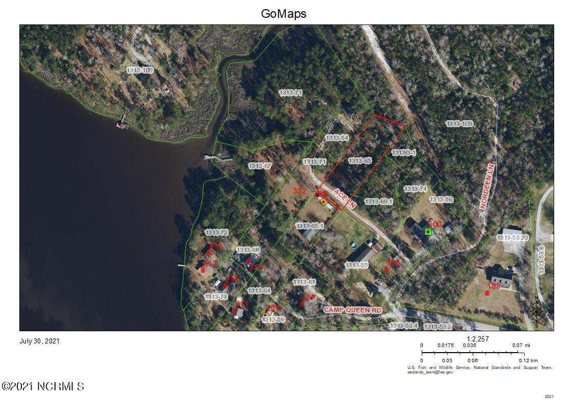 Two lots, 320 and 328 Ace Ln. 328 Ace Ln is 0.78 acres, 320 Ace Ln is 0.35 acres.  320  Has been a septic permit for a 4 bedroom home.  Close to schools, shopping, lot is zoned so that it will accept a manufactured or a modular home. or stick built home.