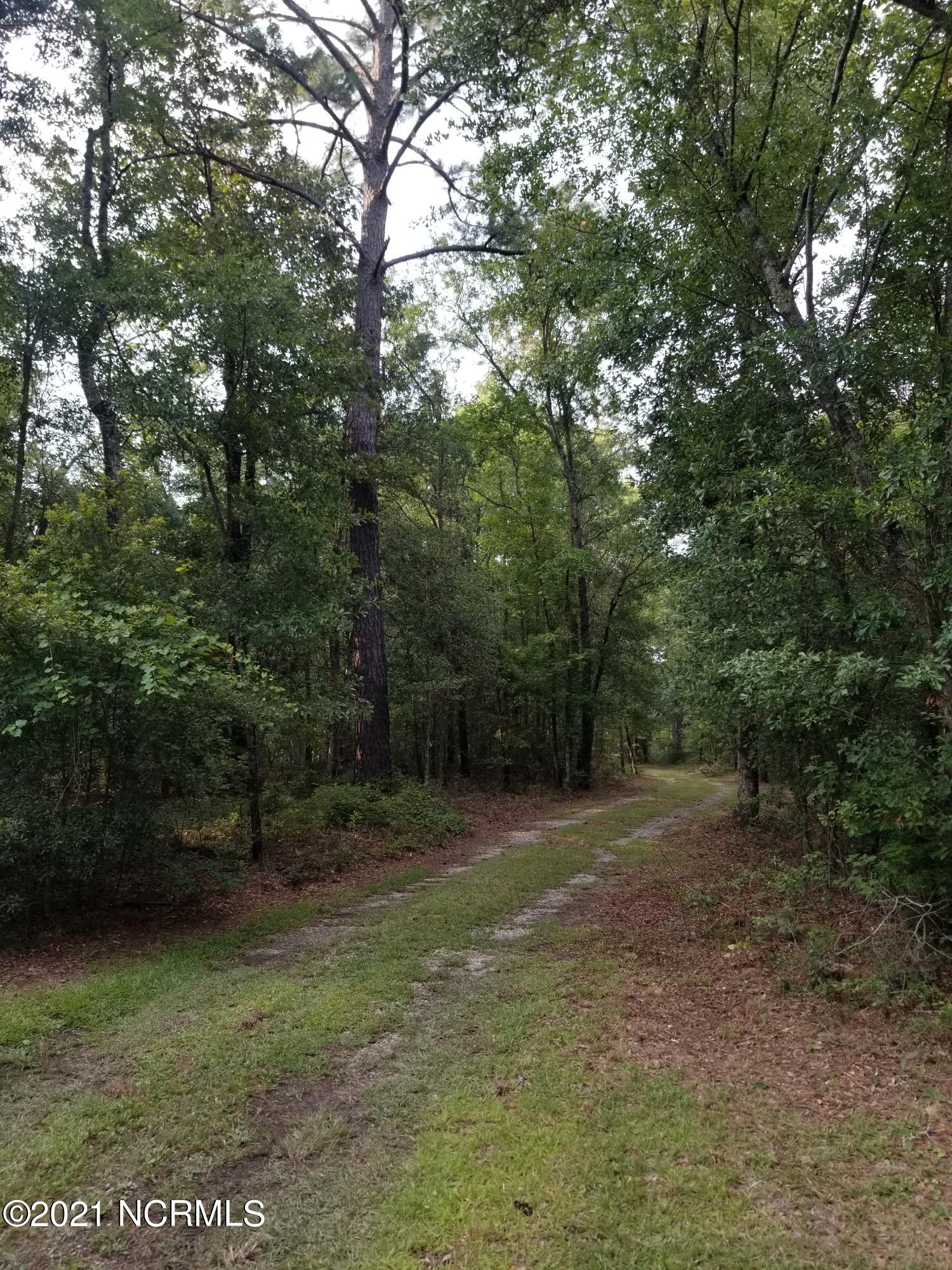 10 Acre Beautiful, Natural & Secluded Creek Front Property with Direct Access to the White Oak River and within 5 miles to the Intracoastal Waterway. There is approximately 300 feet of Pier built over marshland which leads to an ample sized dock. It's all waiting for you to come relax, hunt, fish, farm, crab and watch the sunsets. Every 5th section of the pier has reinforced stabilization with stainless steel aviation cable. The Dock Size is 12x24 and has conduit for electricity run to the end of the dock and is also reinforced with stainless steel aviation cable. The property has a well with a pump house and provisions for water out of the pump house for future buildings on the property. There is septic in place for a 5 bedroom home, electric, and phone lines installed. There are actually 3 driveways into the property as well. This is a perfect spot to build your dream home! The River Creek subdivision only has five 10 acre lots and cannot be subdivided. Horses and hens are allowed. All lots border  water access and water views. The water depth is approximately 3 feet at high tide and 1 foot at low tide. This secluded location is within 6.5 miles or less to local golf courses, restaurants, marina, wildlife viewing area, family entertainment, and award winning schools. Emerald Isle, Cedar Point, Swansboro, Stella & Morehead City are just short distances away. ***The property is in White Oak Township approximately 6.5 miles from intersection hwy 24 & 58 in Cedar Point but has a Swansboro Address***