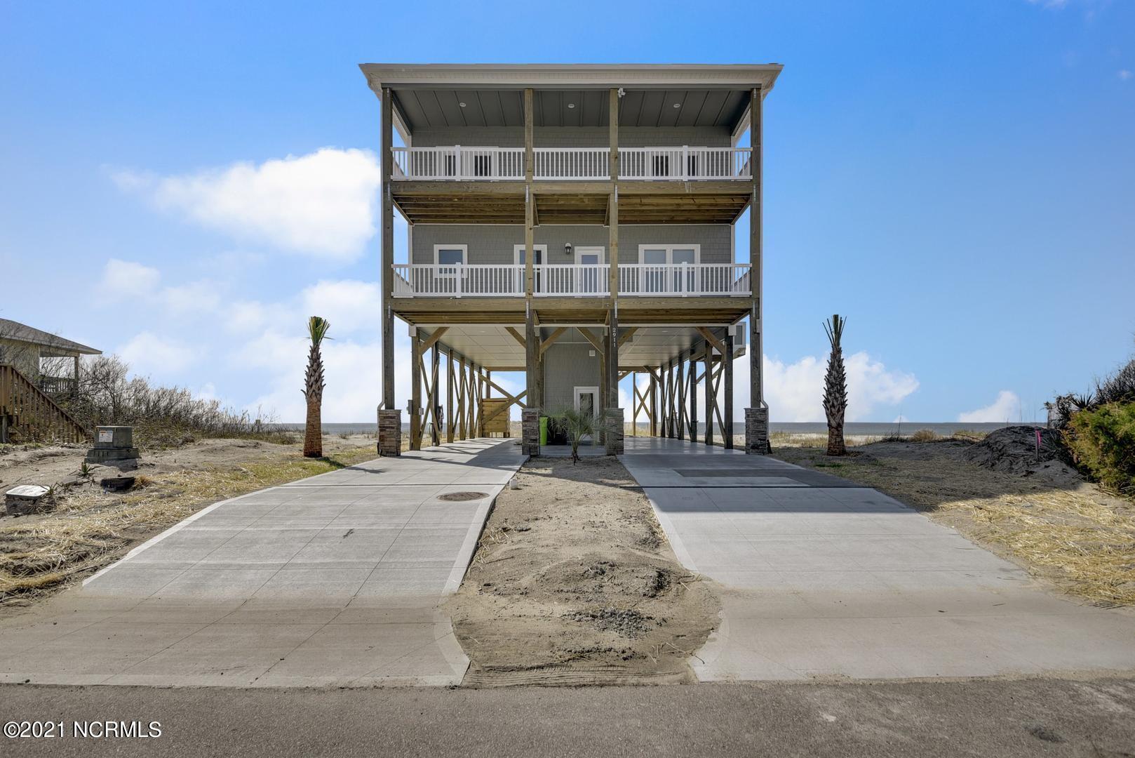 2911 E Beach Drive Oak Island, NC 28465