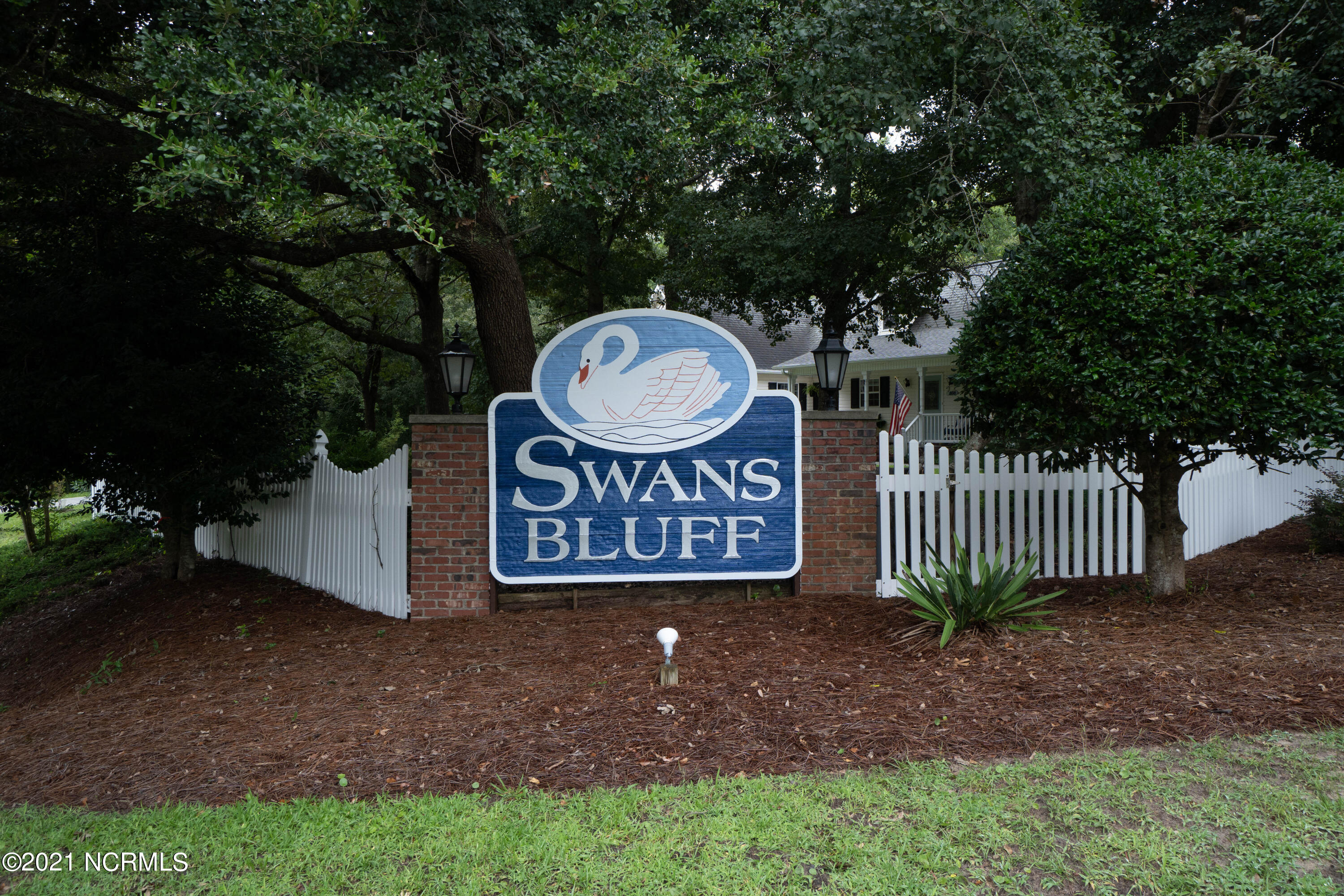 Coastal living without the coastal price tag! Come build your dream home in this beautiful waterfront community, with water access along queens creek. Close to downtown Swansboro and Hammocks Beach State Park. The lot backs up to protected wooded property. The community dock & pier allows for some great fishing, or just relax and enjoy the water views. This established waterfront neighborhood makes for a tranquil setting all the while being close to shopping and restaurants.