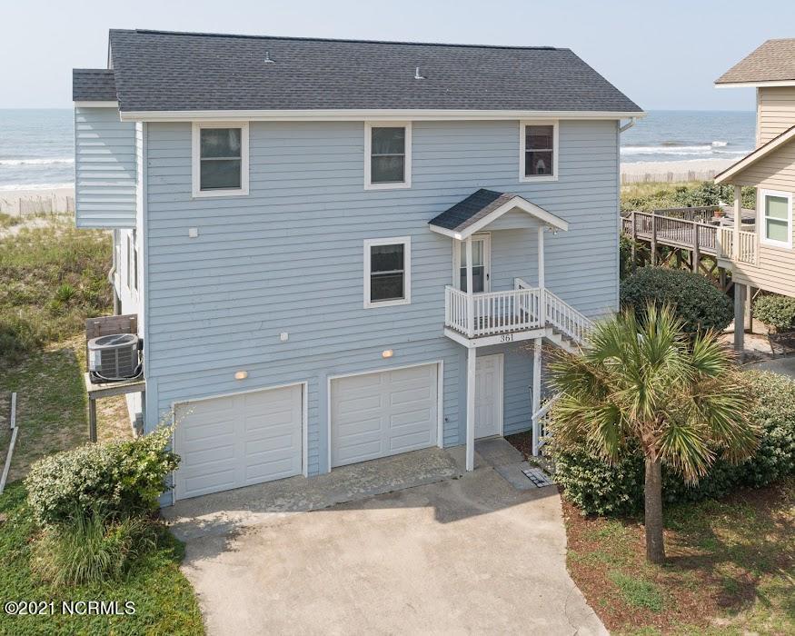 361 Ocean Boulevard Holden Beach, NC 28462