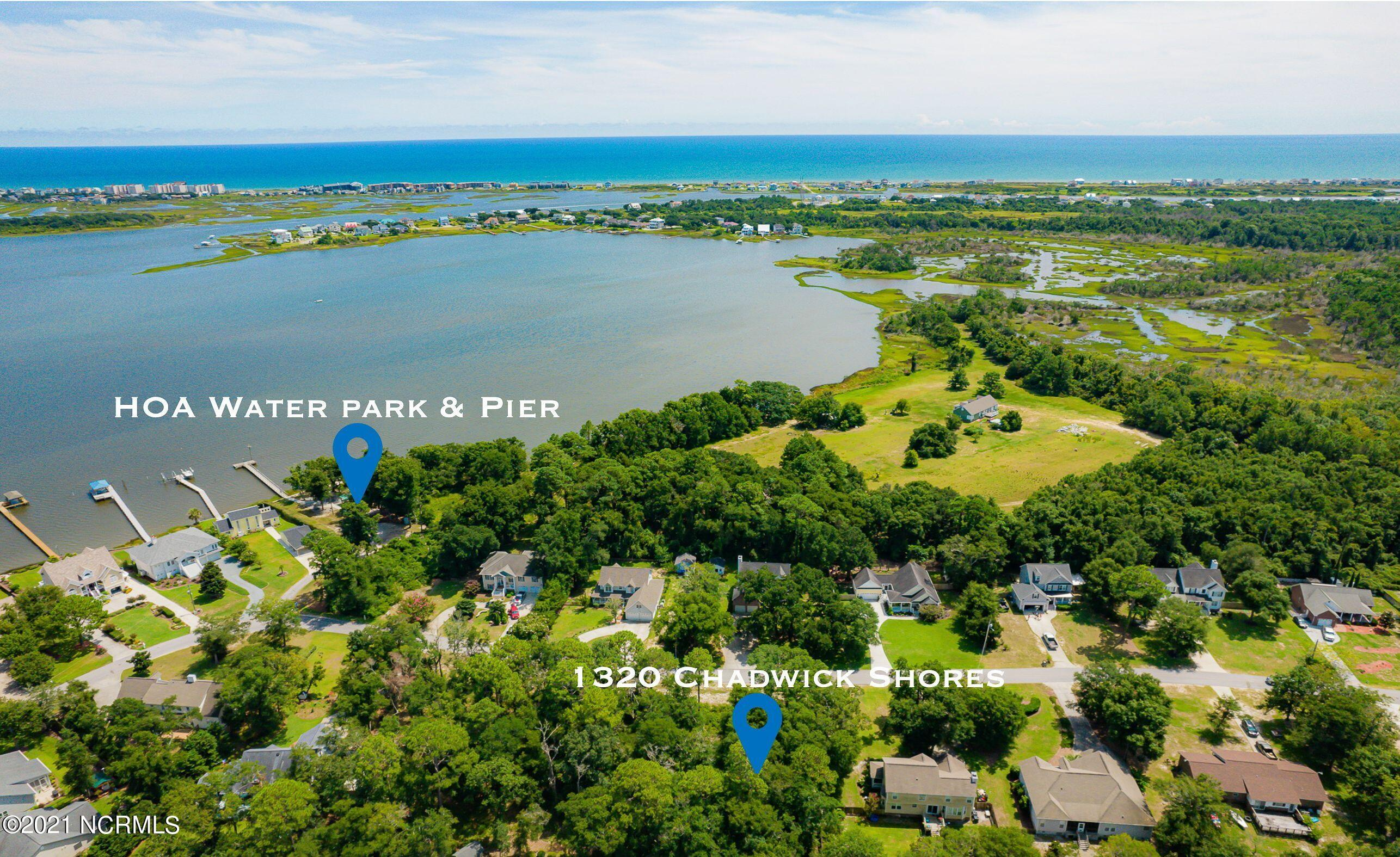 Looking to build your dream home in a wonderful waterfront gated community?  Look no further.  This perfect lot is just steps away from the community dock and park.  This wonderful neighborhood is just minutes from Stones Bay, the back gate of Camp Lejune and Topsail Island beaches.  Don't miss your chance to own this land!!  Call today!