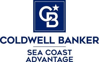 Coldwell Banker Sea Coast Advantage-CB logo