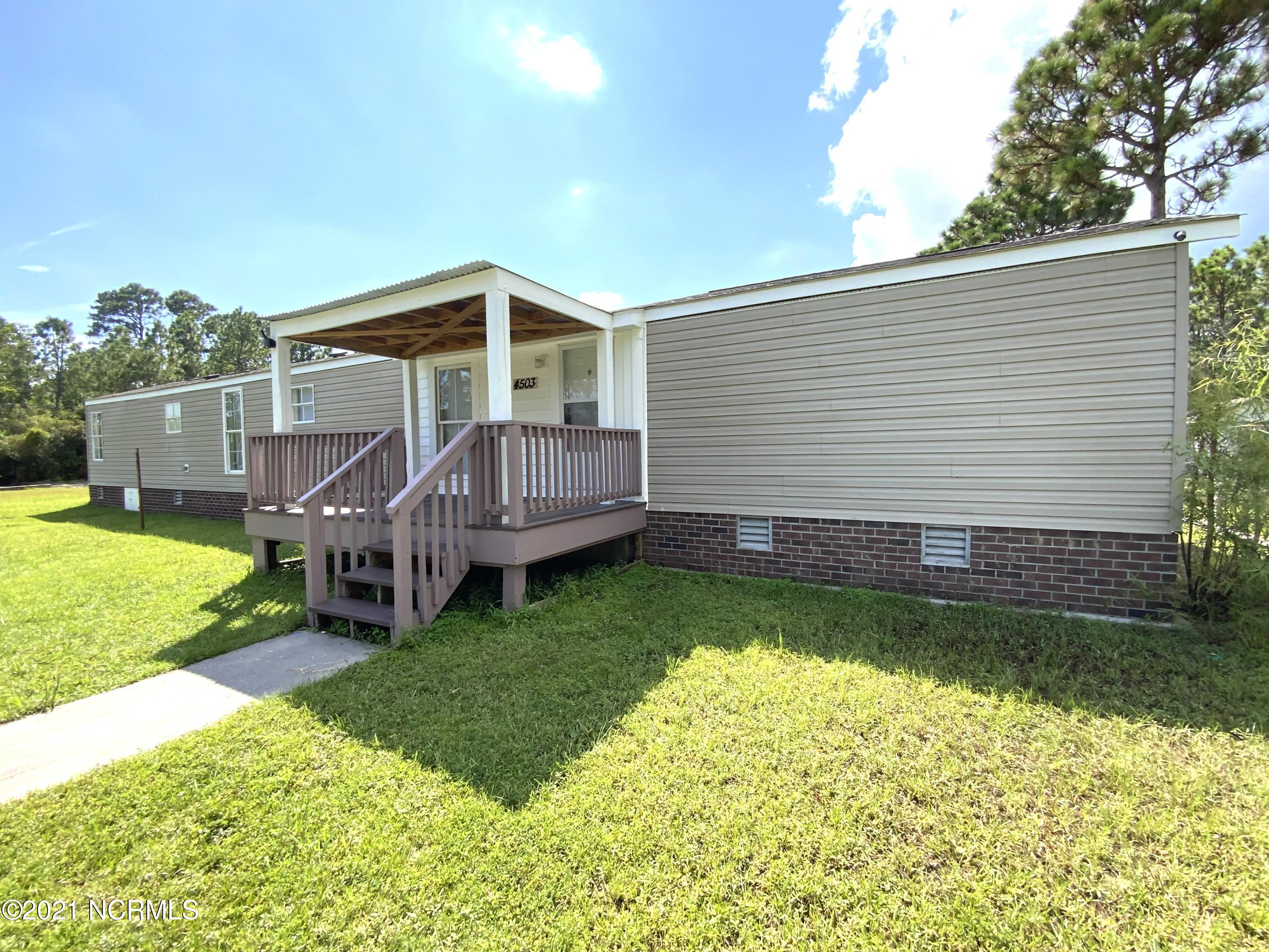 4503 Reich Way Southport, NC 28461