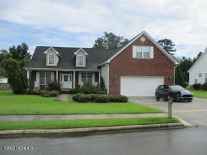 601 Stagecoach Drive, Jacksonville, NC 28546