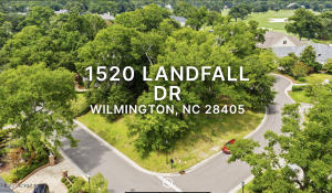 This gorgeous lot is located at Landfall Drive and Bay Gull Court