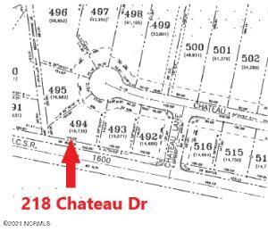 218 Chateau Drive, New Bern, NC 28560