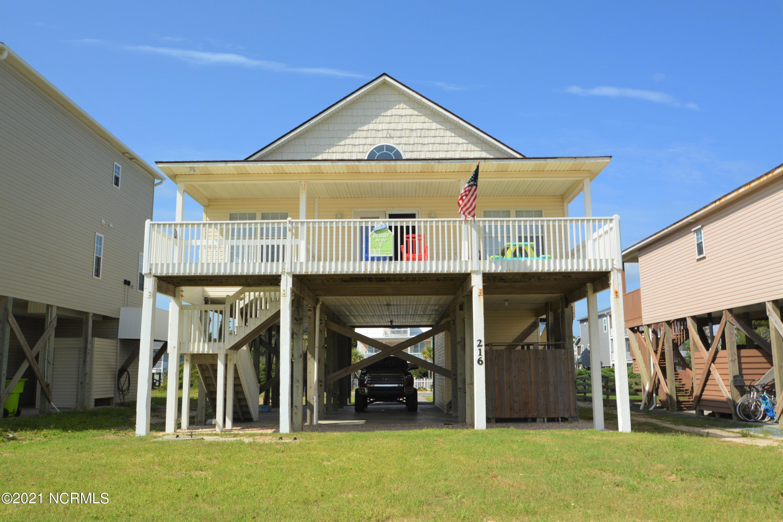 216 W Beach Drive Oak Island, NC 28465