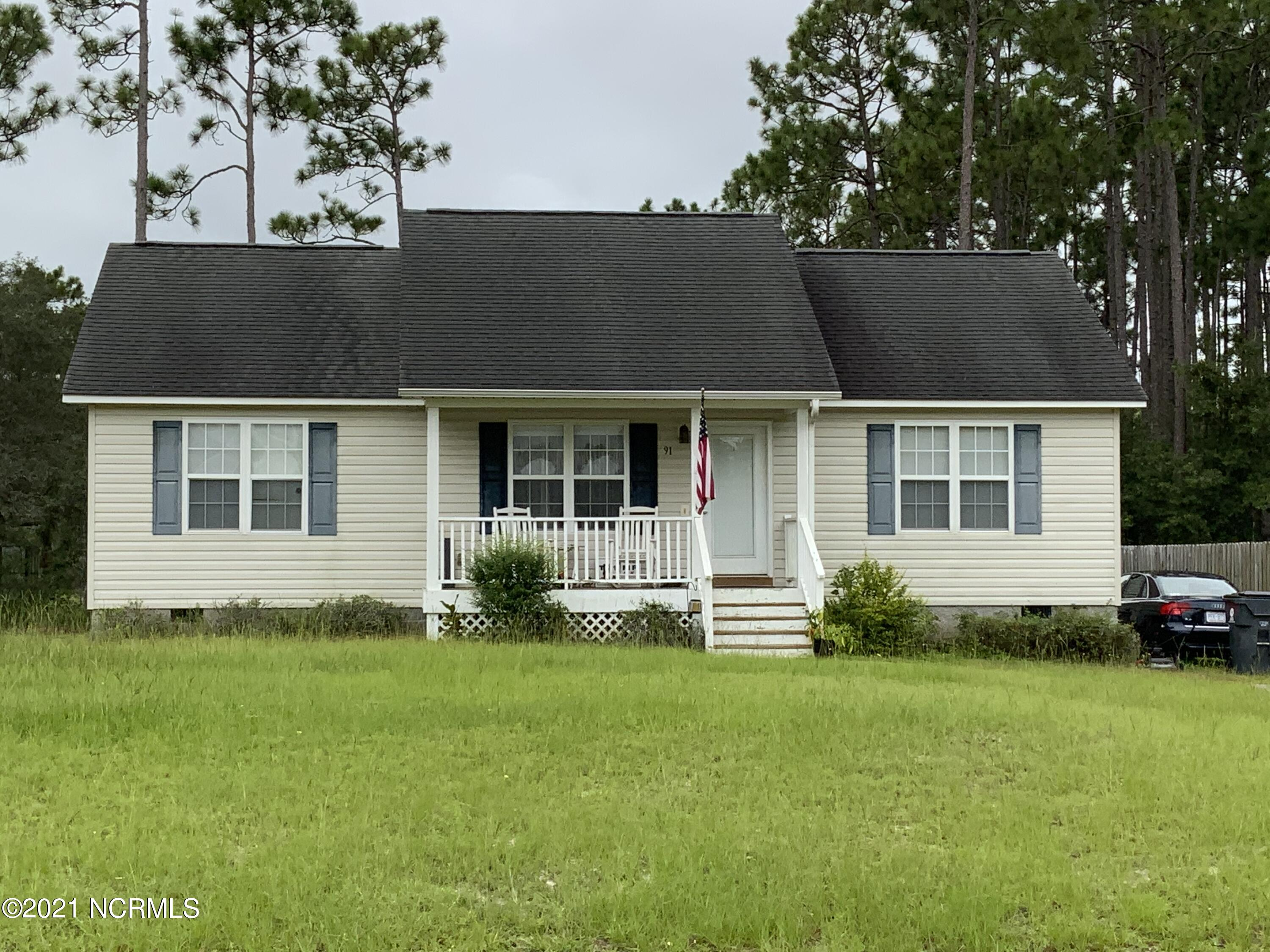 91 N High Point Road Boiling Spring Lakes, NC 28461