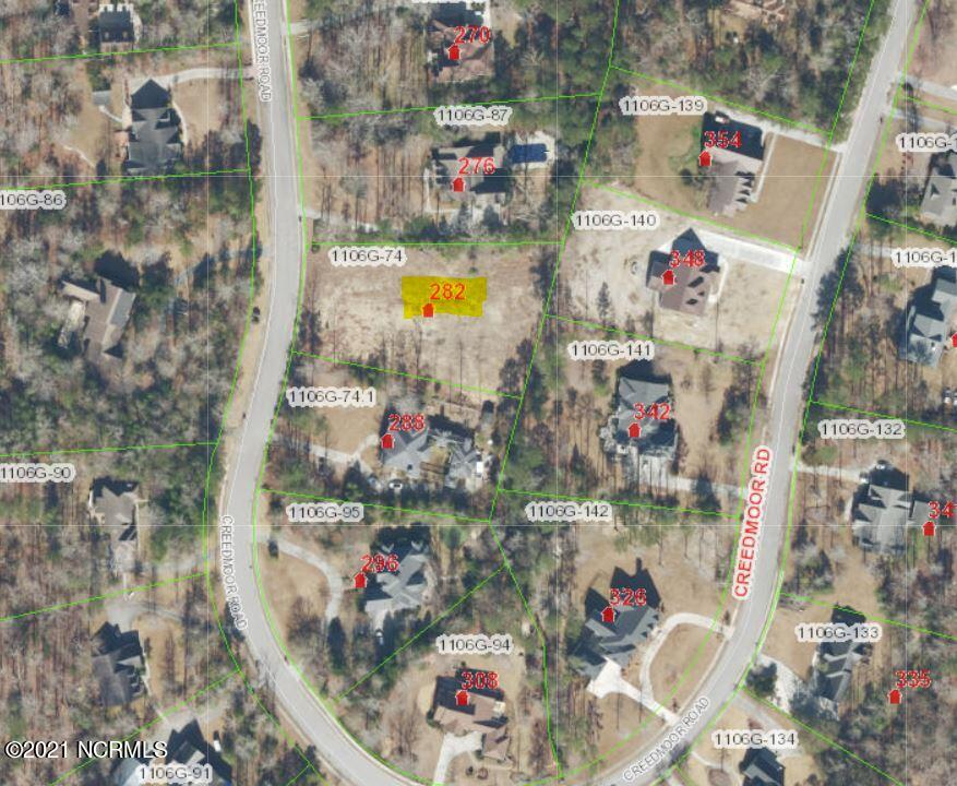 An acre-plus lot in the highly sought after Highland Forest community!  Come build your custom dream home today!  This community is close to schools, military bases, shopping, golf courses, and local beaches. This property can also be a great opportunity for an investor or a builder.