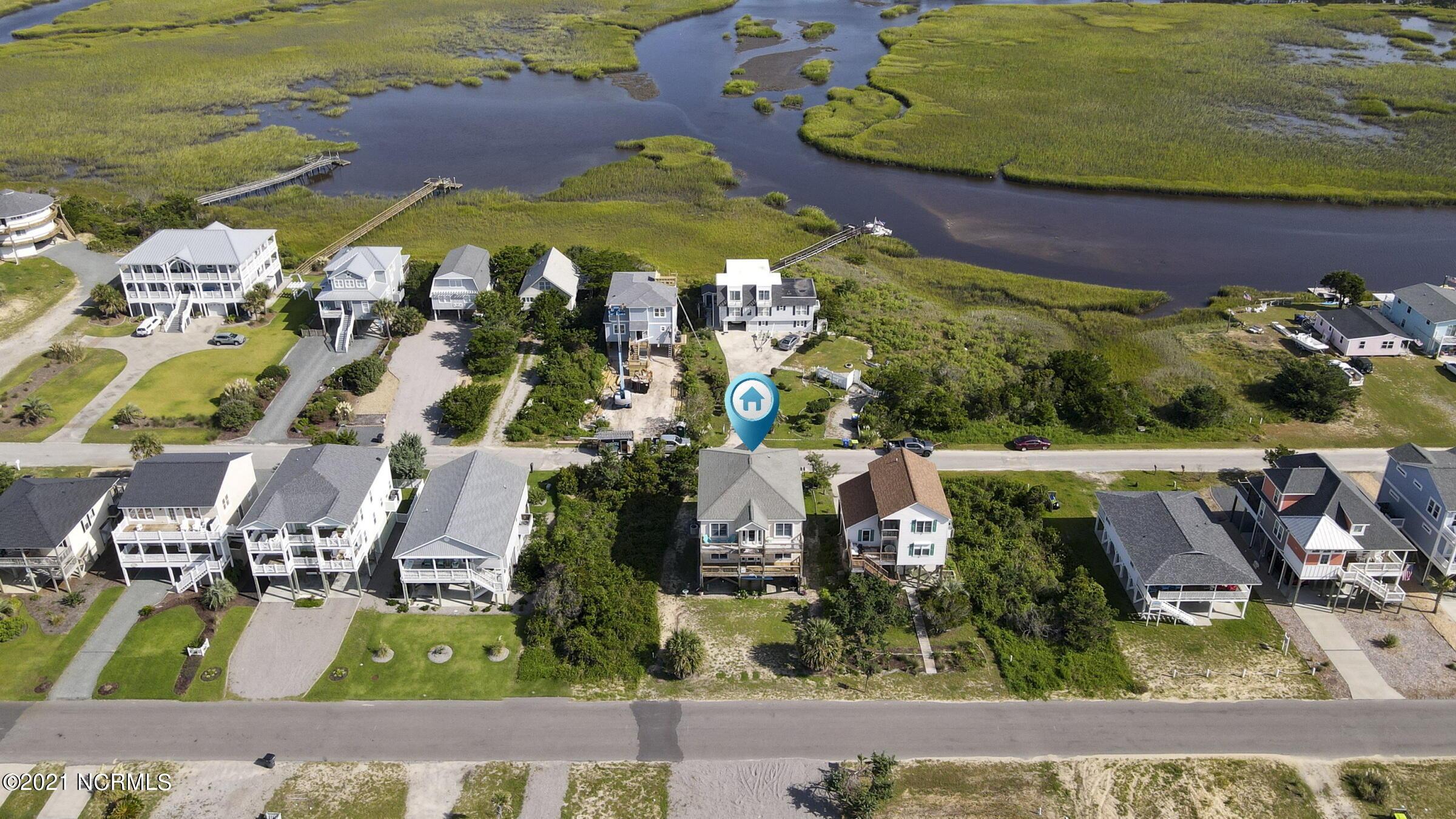 1718 W Dolphin Drive Oak Island, NC 28465