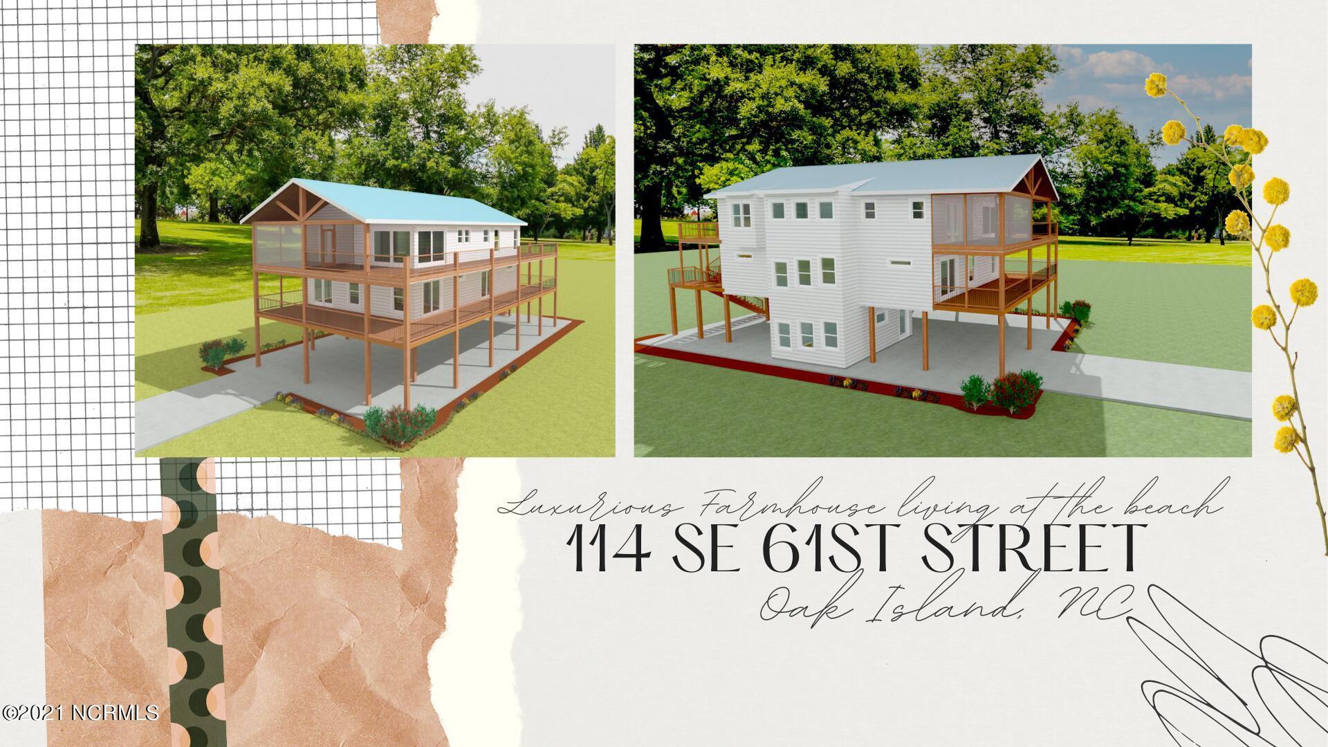 114 SE 61st Street Oak Island, NC 28465