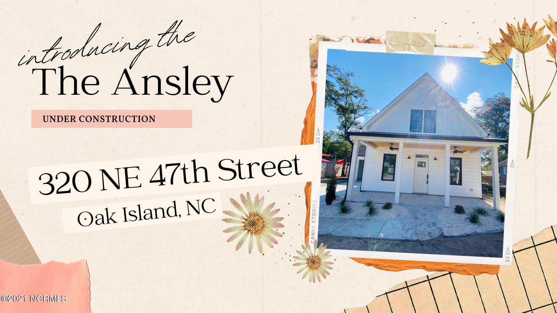 320 NE 47th Street Oak Island, NC 28465
