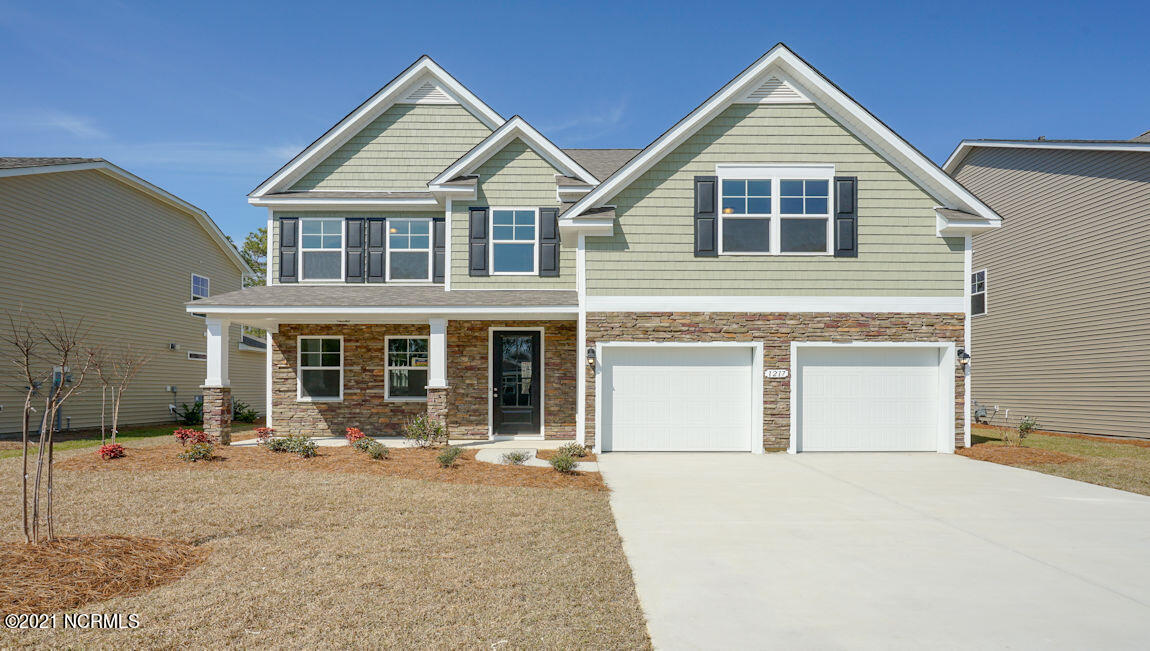 8319 Breakers Trace Court UNIT Lot 36- Forrester G Sunset Beach, NC 28468
