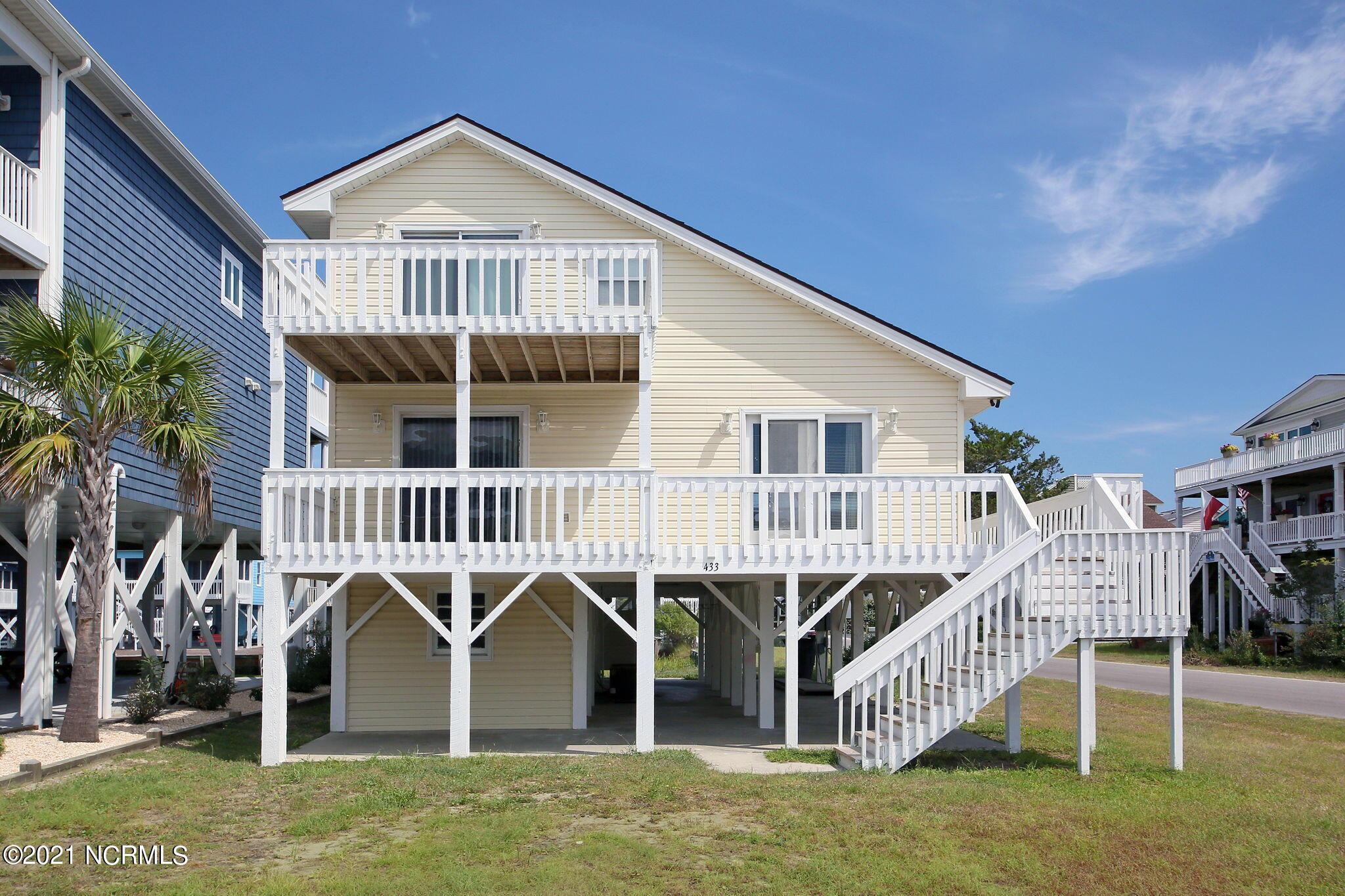 433 Dolphin Street Sunset Beach, NC 28468