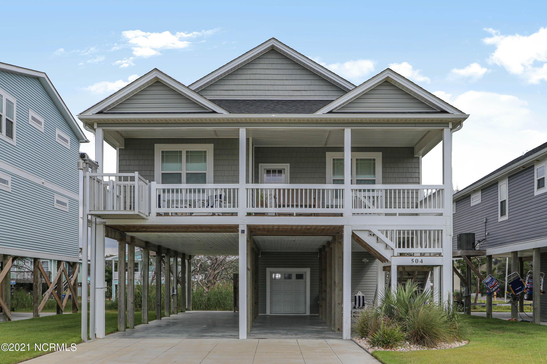 504 W Dolphin Drive Oak Island, NC 28465