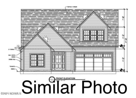 Jump Start Investments Inc. has done it again! They have added a new floor plan to their portfolio, The Miriam plan features  4 Bedrooms 3 1/2 baths. Almost 3000 sq. ft with 2 Master Bedrooms, Rec room and office! The main floor of this home features large open Kitchen with white shaker style cabinets, granite countertops, Island and pantry.  Master Bedroom has walk in closet and ceiling fan, Master Bath has soaking tub,  Walk in shower and dual vanities. Main floor also offers an office and Laundry Room.   Upstairs you will find another Master Bedroom, 2 more bedrooms and rec room.   Subdivision is located just outside of Swansboro and offers boat ramp with access to the White Oak River.