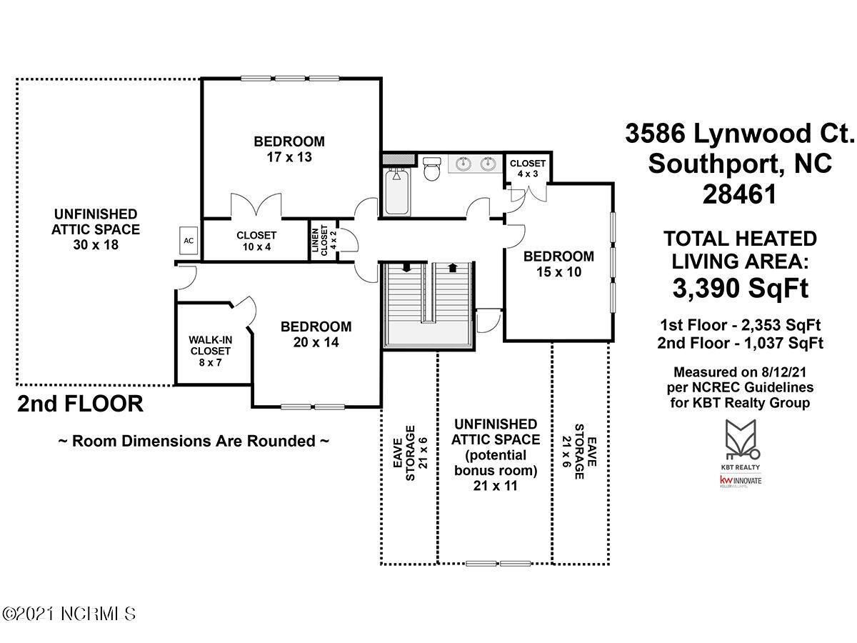 3586 Lynwood Court Southport, NC 28461