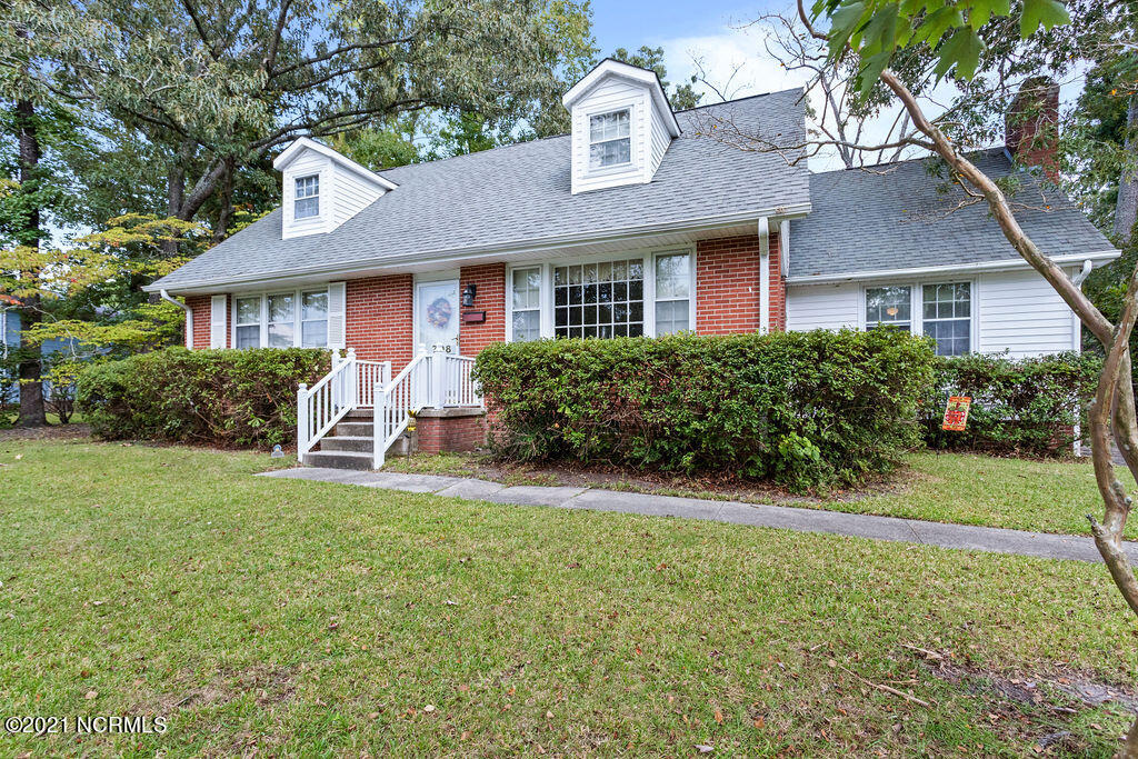 Spacious and Beautiful!  This Handsome Brick Home sits High and Stately with it's Beautiful Trees and Mature Landscaping.  Inside you'll love the Hardwood Floors, Gorgeous Living Room, Master Down, Master Up!  This FOUR Bedroom home allows all the space and privacy you need.  Formal Dining Room, Open Kitchen with Lots of  Cabinets and Counter Space.  The Cozy Den with it's Beautiful Fireplace also leads onto your Very Large Patio and Huge fenced-in backyard.   The HVAC System is only 1 Year old and the Shed in the backyard is wired and also sits on a concrete slab.  Close to everything, Schools, Shopping, Restaurants and Playgrounds .  In This Well Established Neighborhood it's common practice to see families out walking every evening, meeting and greeting one another.  Real Community Lives here, in the Heart of J'ville.   Your Perfect Home is waiting for you!