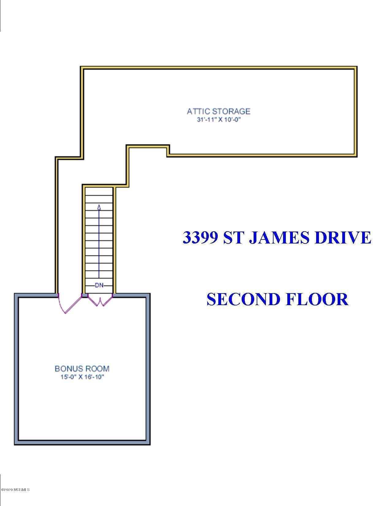 3399 St James Drive Southport, NC 28461