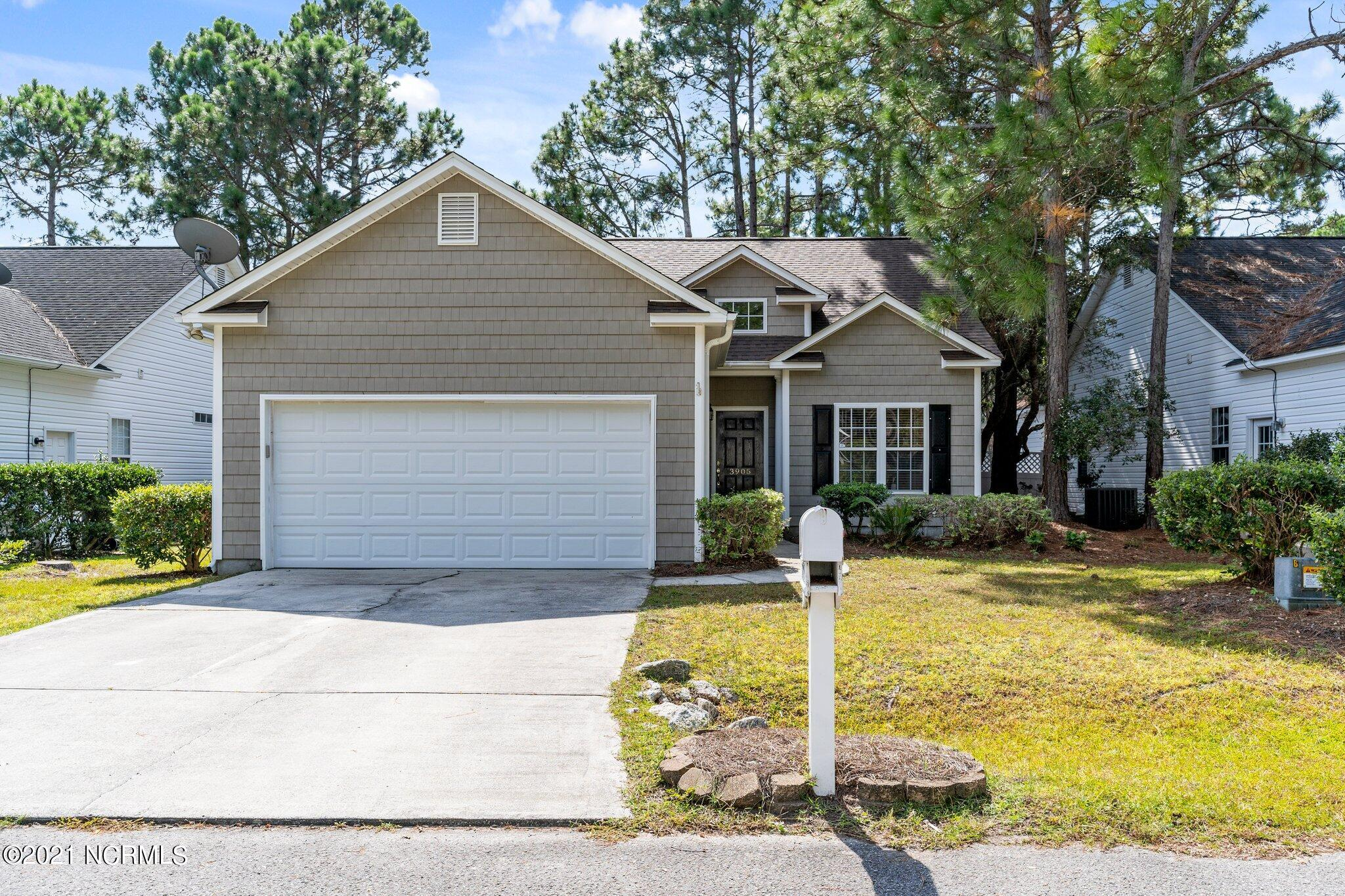 3905 Pepperberry Lane Southport, NC 28461