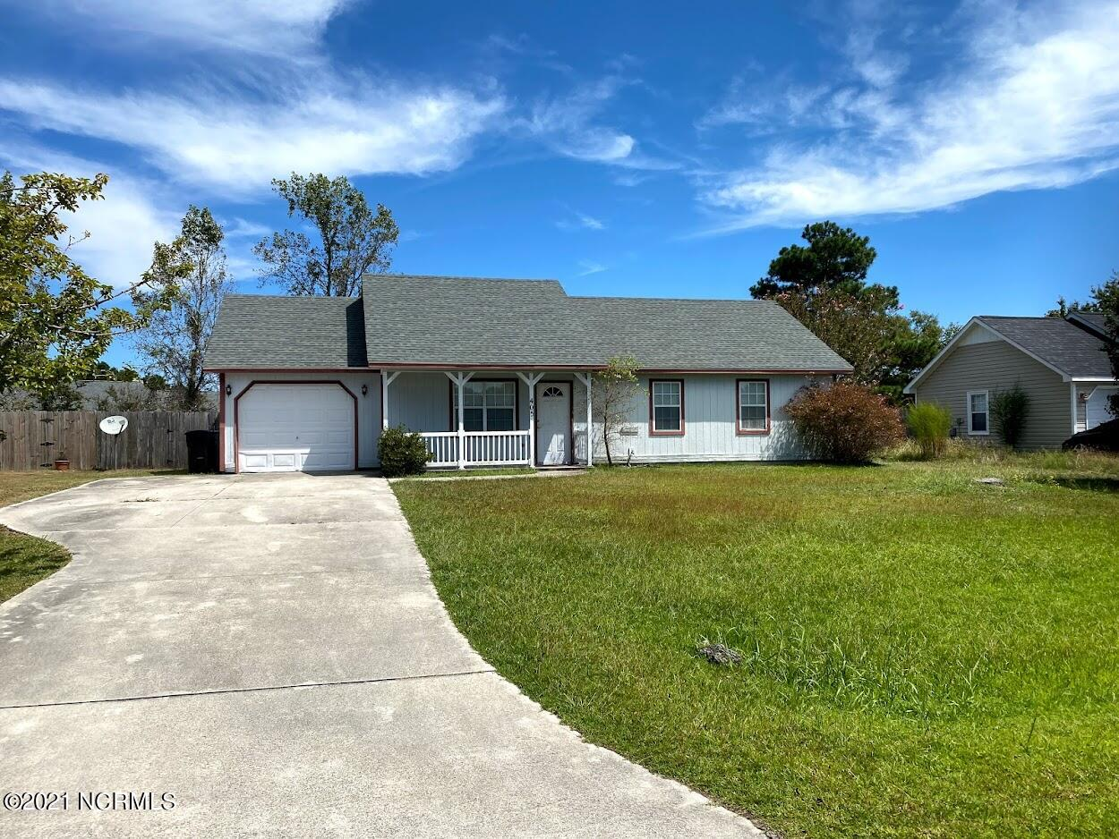 3 Bedroom 2 bath home. Fenced in Back yard ready to move in to.  Home sits on a side street in the Foxtrace subdivision so there is less traffic than the major streets. Schedule your showing today.