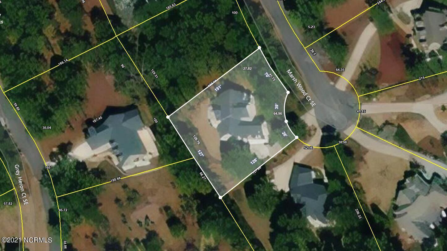 4521 Marsh Wood Court Southport, NC 28461
