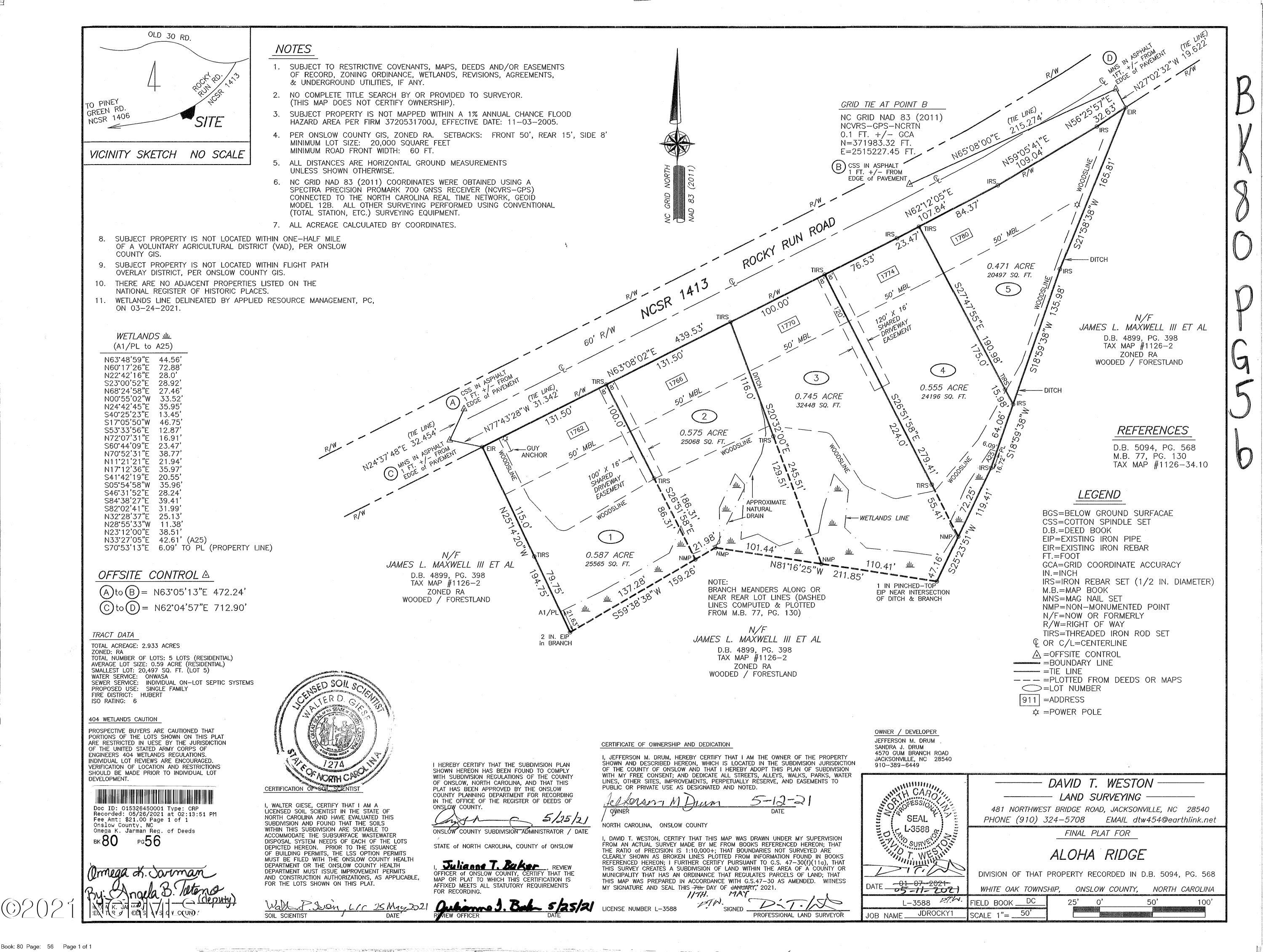 This is the perfect lot to build your dream home!