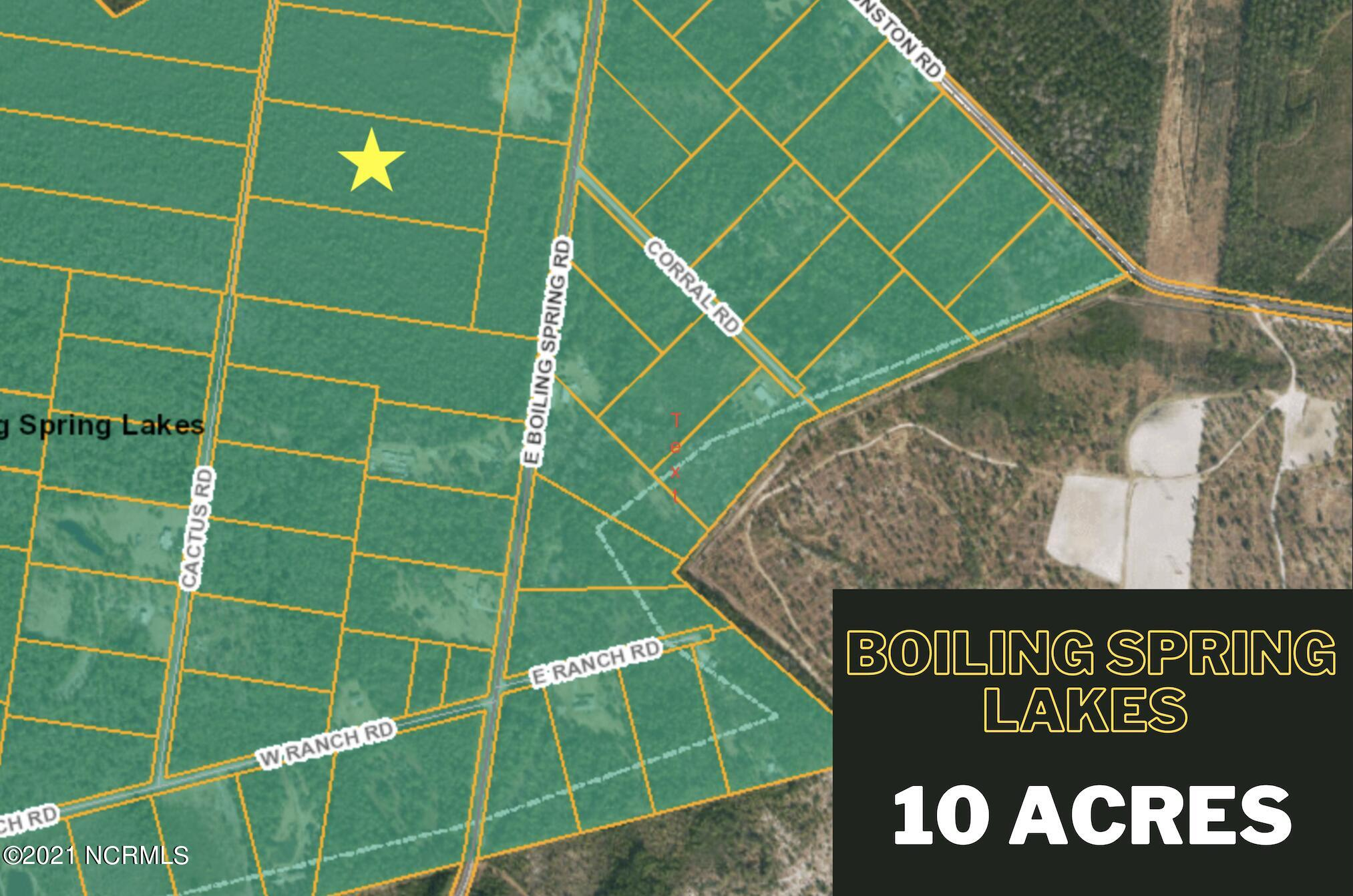10 Cactus Road Boiling Spring Lakes, NC 28461
