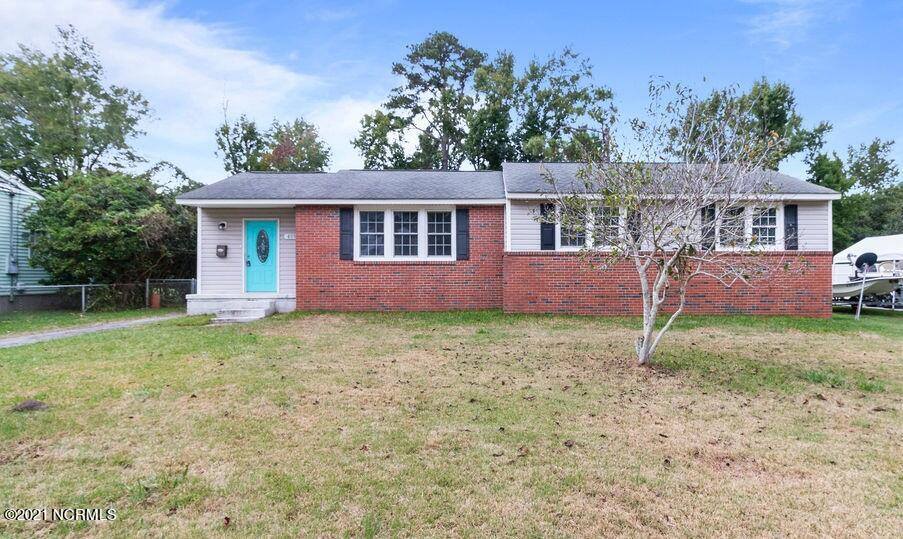 This well maintained 3 bedroom, 1 bathroom home is located in the established Northwoods subdivision! There are hardwood floors throughout the home, and a spacious kitchen with a brand new stainless steel refrigerator. The large yard and rear deck give plenty of space for entertaining. Schedule your private showing today!