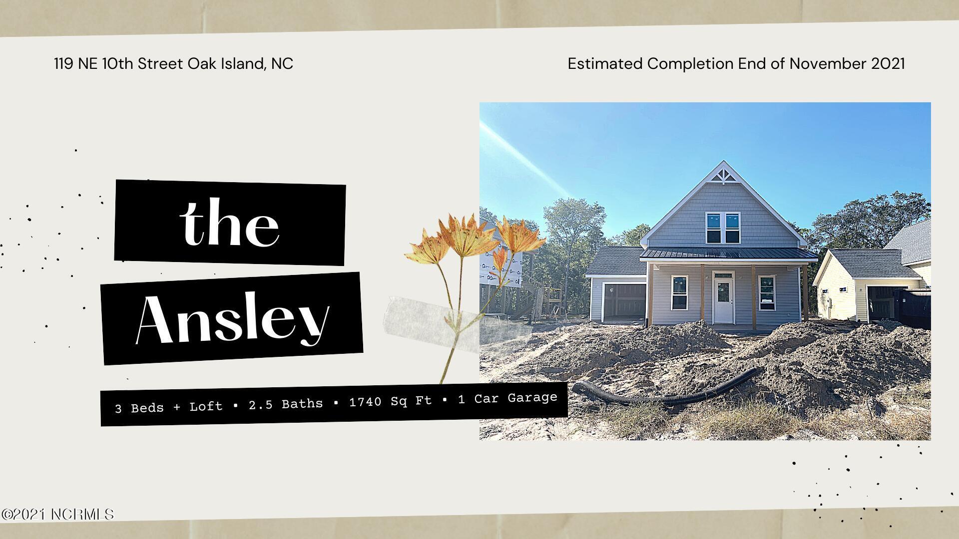 119 NE 10th Street Oak Island, NC 28465