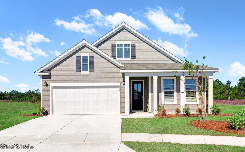 1248 Hidden Creek Drive UNIT Lot 55 Leland, NC 28451
