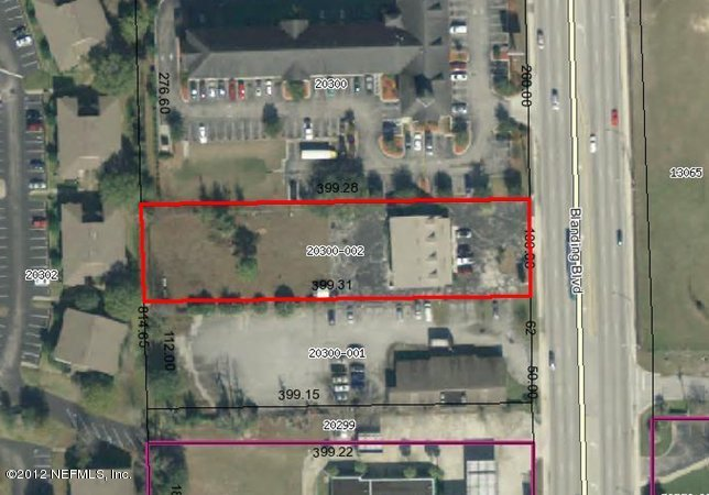 450 Blanding, ORANGE PARK, FLORIDA 32073, ,Commercial,For sale,Blanding,607367