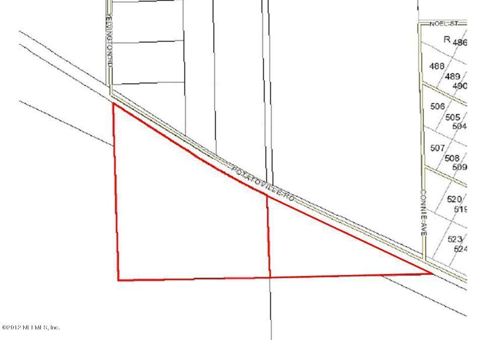 0 POTATOVILLE, HASTINGS, FLORIDA 32145, ,Vacant land,For sale,POTATOVILLE,634199
