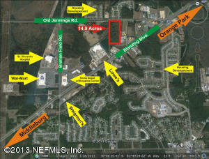 00 OLD JENNINGS RD, MIDDLEBURG, FL 32068
